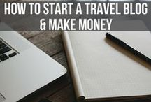 How to start a travel blog and make money / How to start a travel blog and make money. The best tips for creating a profitable travel blog, working with brands, SEO, affiliate sales etc. and living the Travel Freedom Lifestyle for yourself!