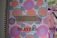 War Binder/ Gebeds dagboek