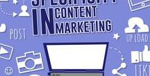 Content Marketing | Top Tips, Tricks and Tools / Content Marketing