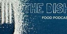 """""""THE DISH"""" FOOD PODCAST / Welcome to """"THE DISH"""" Food Podcast  The Show That Uncovers The Stories Behind The World's Most Famous Dishes  Join your hosts Tommo & Megsy from foodfuntravel.com & their expert guests as they reveal tasty facts, unknown foodie secrets and more!"""