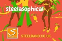 Steel Band Website / Steelasophical Caribbean Music Steel Drum Band Wedding Steel Band Hire http://www.steelband.co.uk Hire from £535
