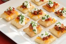 Appetizers / Good Appetizers For Any Party / by Bounce Houses R Us