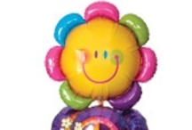Balloon Planet / Balloon Party Ideals / by Bounce Houses R Us