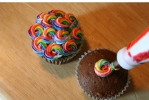 Heavenly Cupcakes / Delicious Cupcake Recipes and Decorating Ideas / by Bounce Houses R Us