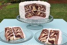 For The Love Of Cake / Cake Recipes  / by Bounce Houses R Us