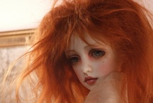 Art dolls / May be some nudity / by Kim Hinkle