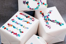 That's a Wrap! / Creative Gift Wrapping Ideas / by Dawn