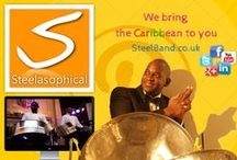 VIDEOS / We bring the Caribbean to you SteelBand.co.uk info@steelband.co.uk