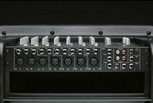 FBT Amico 1000 / Steelasophical steel band small PA system of choice .. the FBT Amico 1000 900watt Bass 2 x 150watt satellite speakers