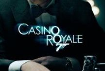James Bond 007 / Steelasophical Steel Band with music in the iconic movie franchise 007 James Bond ' Casino Royale '