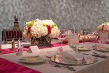 Wedding Table Center-pieces / Wedding Table Center-pieces