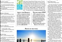 Newspaper Pages / A selection of the pages we've created for publication in Vermont's newspapers. See our entire index of past pages here >> http://youngwritersproject.org/node/72534