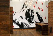 Murals / Corporate | Artist | Painted | Sprayed | Printed | ...