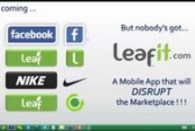 Leafit It App /  http://www.vleaf.biz/trotman