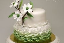 Fondan and other cakes