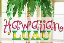 Hawaiian Luau / Aloha  / by Lisa Coleman