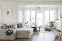 Salons / Inspirations salon et espace détente