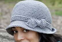 Crocheted and Knitted Hats