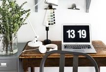 Bureaux / Inspirations bureaux et espaces de travail