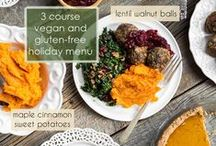 Healthy Holidays: Thanksgiving