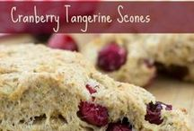 Sugar Free Christmas/Holiday Baking / Recipes for Thanksgiving and Christmas that are sugar free and whole grain.