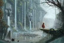 fantasy & sci-fi