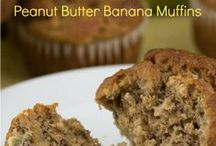 Sugar Free Muffin Recipes / Sugar free muffin recipes made with whole grain flour and sweetened with unsweetened applesauce and fruit.