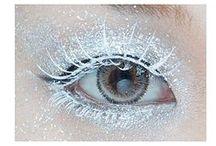 Makeup, face art and nails *_*