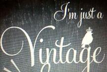Vintage so wondrous!