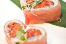 sushi *----*