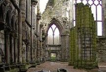 Cathedral, chapel, cloister, monastery, church, abbey *-*