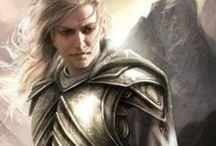 Dream Men - knights, princes, kings, heroes, elves *-*