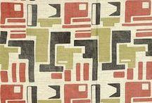 [ 50´s patterns ] / diseños de estampados en los años 50