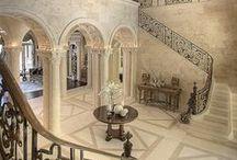 Amasing Mansions' interior