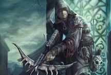 fantasy & sci-fi characters
