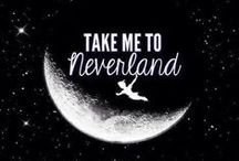 Peter Pan and Neverland *-*