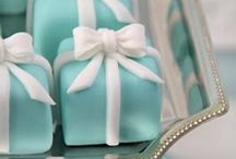 Cakes: Petit Fours / Petit fours are bite sized layered cake made of your choice of fillings. Topped with icing or fondant, then decorated to your liking. Makes a great dessert for weddings, showers, or birthday! / by Lisa Coleman