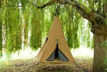 Outdoor, camping, beach, biking
