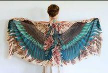 DIY Scarf / #desing #BeautifulScarves
