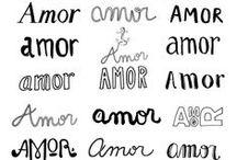 AMOR Y BESOS / by Amoruena