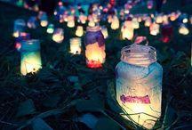 Lichtjes / Zelf mooie, grappige lichtjes maken