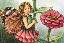 Cicely Mary Barker / Flower Fairies