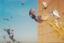 "Gerhard Richter / ""Art is the highest form of hope."" https://www.gerhard-richter.com/en/"
