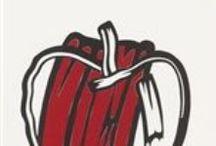 Roy Lichtenstein / 'Defining the basic premise of pop art through parody'