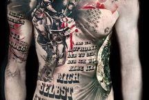 #tattoo #ink #body art / #tattoo #ink #body art #刺青
