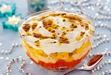 Christmas Recipes / A selection of our favourite (fruity!) Christmas recipes to try at home this festive season.