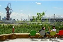 Public spaces / WoodBlocX have worked on many public areas and spaces in a variety of projects.