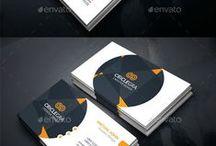 Business Card / Business Card inspiration