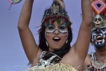Celebración de las Fiestas Patrias del Perú en Barcelona