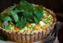 Savory Tartes, Pizzas, and Quiches
